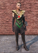 FO76 Garb of Mysteries Full Female