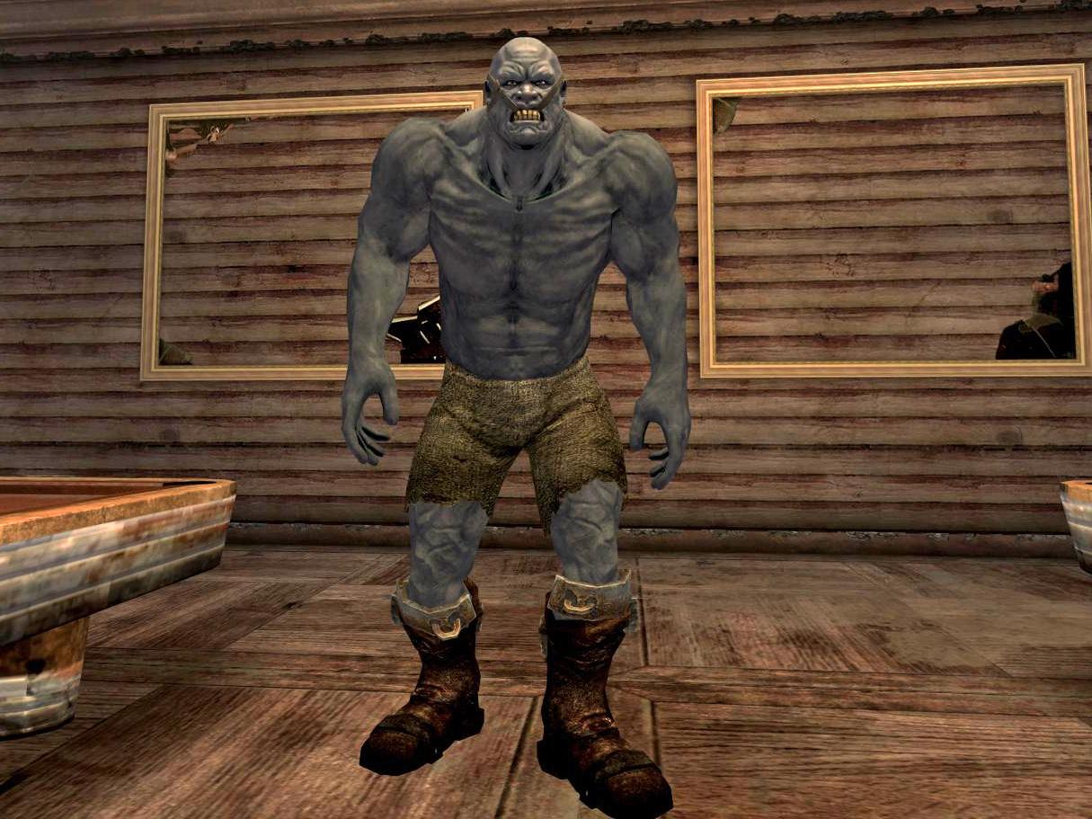 Fallout new vegas nightkin in jacobstown