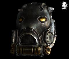 Fo3 Hellfire helmet