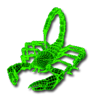 Fo Render radscorpion
