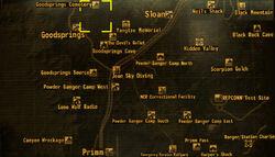 Goodsprings Cemetery loc