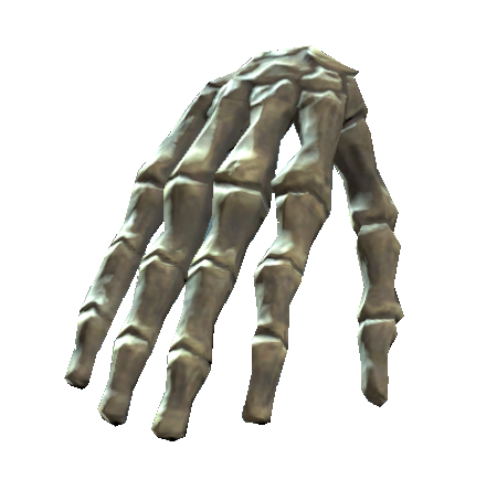 Image - Right hand bones.png | Fallout Wiki | FANDOM powered by Wikia