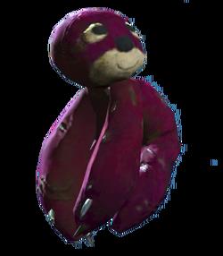 Souvenir sloth toy