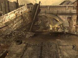 Вид на туннель