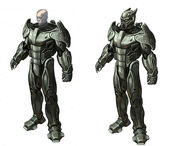 Enclave armor CA2