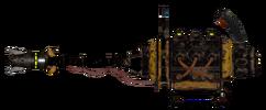 F76WL Plasma Caster left