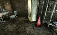 FO3 Billy Creel's house safe
