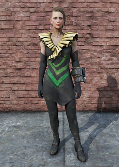 FO76 Garb of Mysteries Female