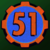 FO76 Vault 51 player icon