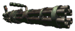Fo1 Minigun