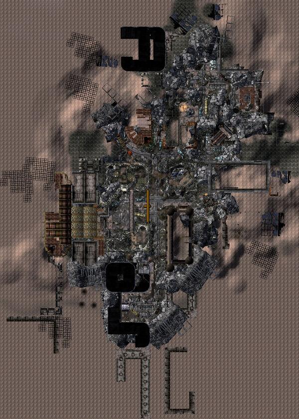 Fo3 Vernon Square map