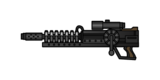 Gauss rifle FoS
