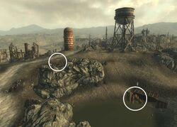 Hilltop Farm Ruins skillbook locations