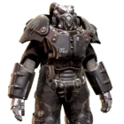 Atx skin powerarmor paint carbon l