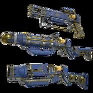 Atx skin weaponskin laser vaulttec l