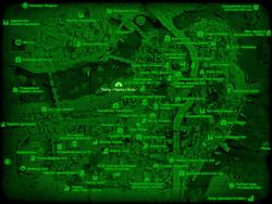 FO4 Театр «Чарльз-Вью» (карта мира)