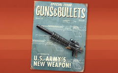 FO4 Creation Club - Gauss Rifle Prototype