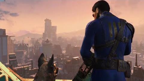 WFlash/Jugabilidad y fecha de salida de Fallout 4