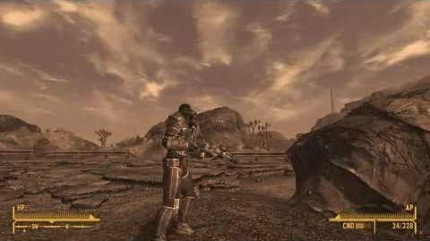Fallout New Vegas- Enclave Remnant Power Armor Guide