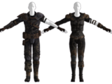 Pancerze i ubrania w Fallout 3