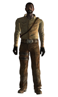 Ranger casual outfit