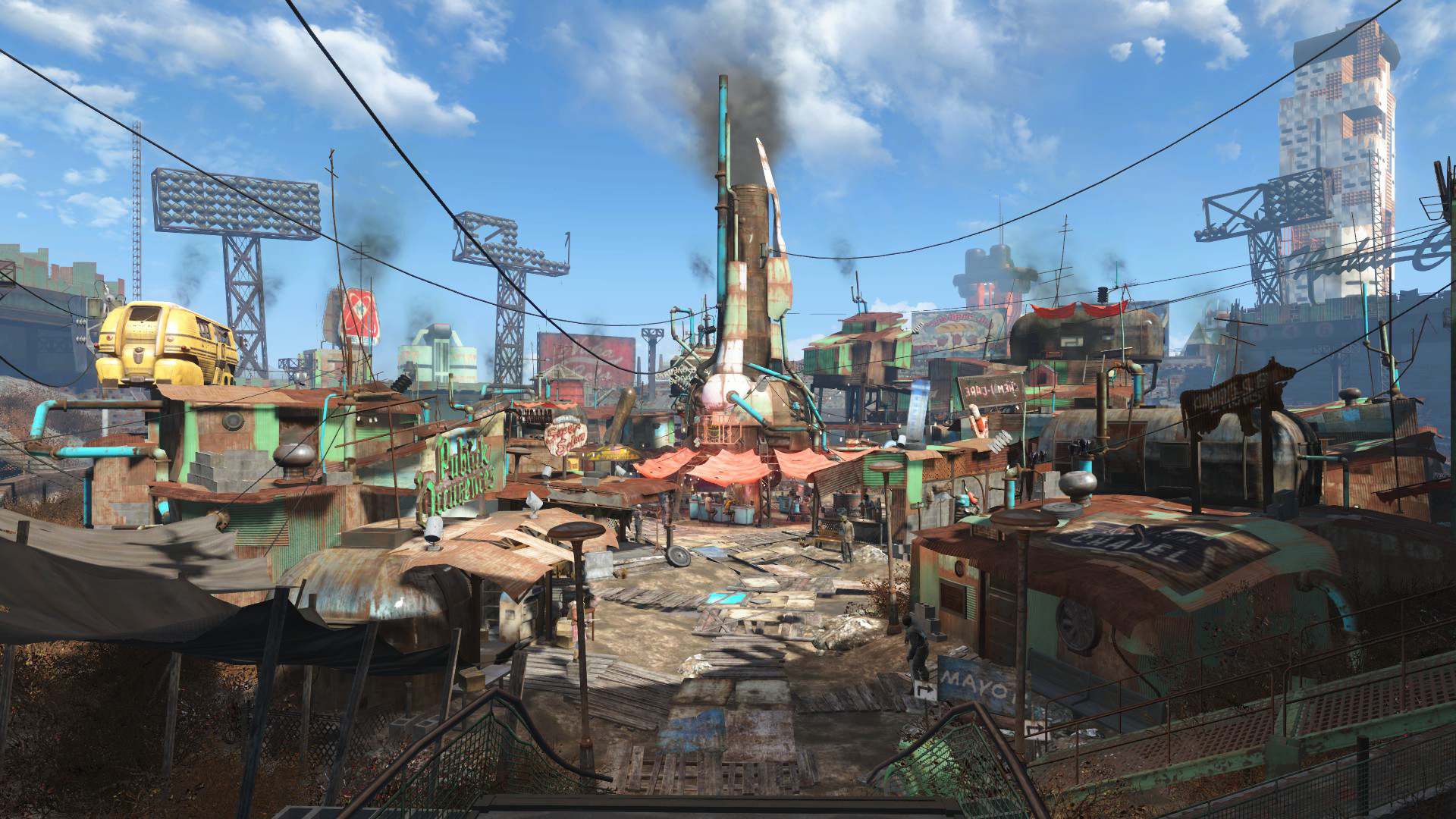 Image result for Diamond city