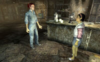 FO3 Moira Brown and Maggie