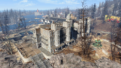 FO4FH Harbor Grand Hotel