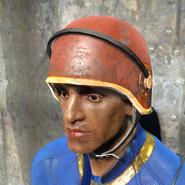 FO4 Шлем охранника 2