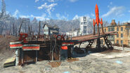 FO4 Red Rocket in Natick