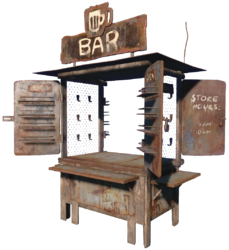FO4 Restaurant Stand