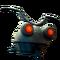 FO76 Atomic Shop - Metal Mothman head