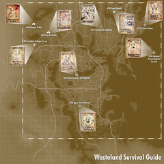 Fo4 map wasteland