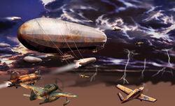 FoT airship conquest