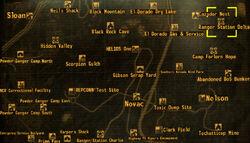 Ranger Station Delta loc