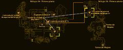 Refugio 34 Terminal de Utilidades Loc