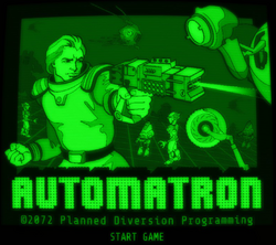Automatron holotape game