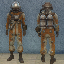 FO4 защитный комплект