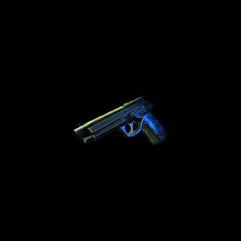 9mm M9FS Beretta in <i><a href=