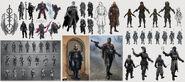 Fo4 BoS armor concept art