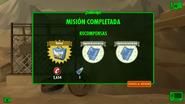 FoS Sabotaje completado