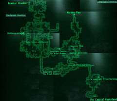 Little Lamplight loc map