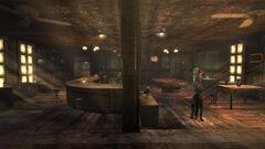 Prospector Saloon interior