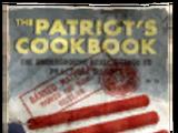 Patriot's Cookbook