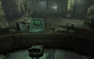 Bethesda ruins West office turret control and Big Book of Science