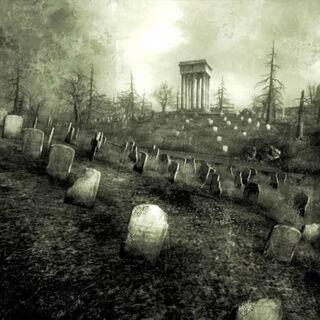 Arlington Cemetery in an <a class=