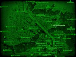 FO4 Судостроительный завод (карта мира)