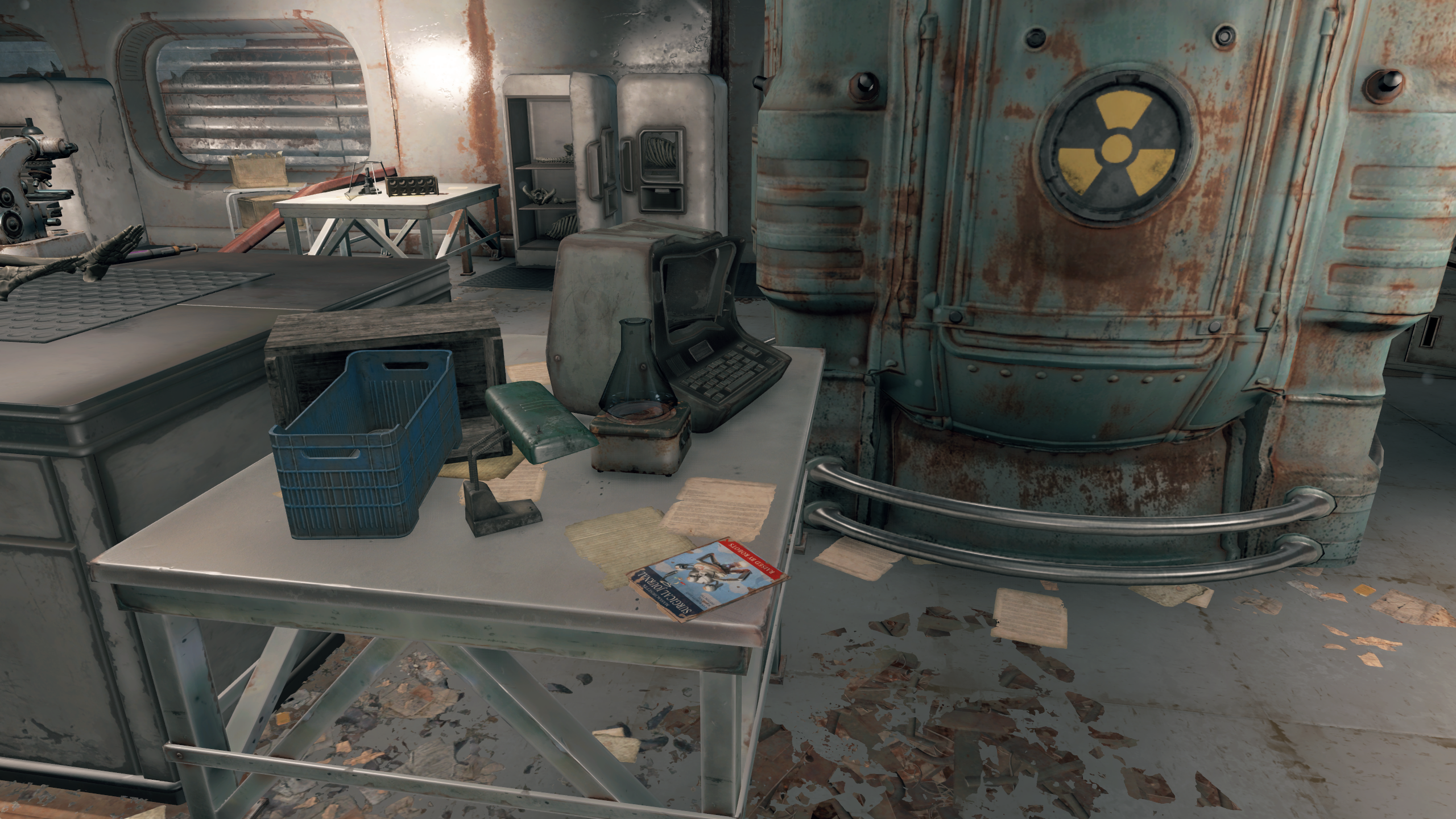 FO4 Med-Tek Research MSJ-Raised by Robots