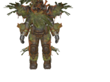 Strangler heart power armor