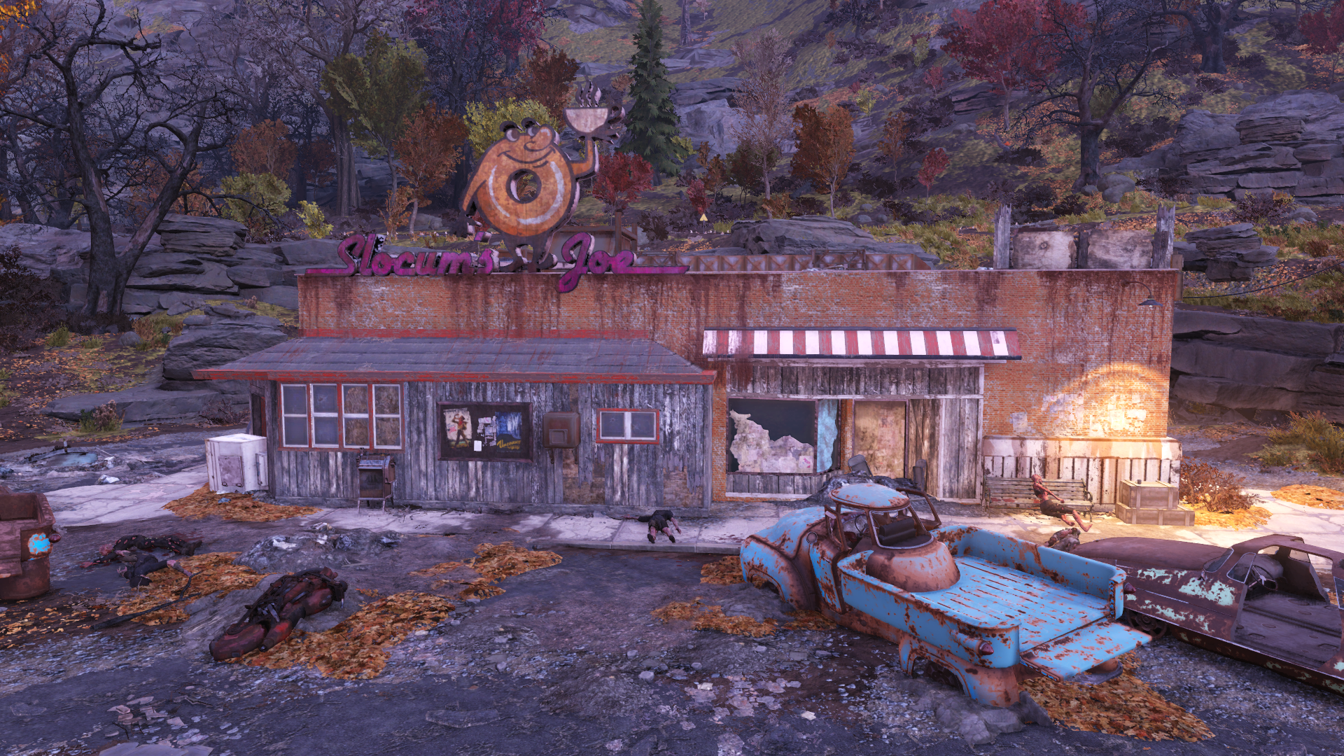 Slocum S Joe Fallout 76 Fallout Wiki Fandom Powered By Wikia